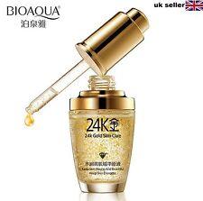 Bioaqua 24k Oro Essenza Pelle Day Sbiancante Idratante Acido Ialuronico liquido