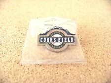 1995 Coors Field HOK Sport Design Co only pin Colorado Rockies Stadium Open Day