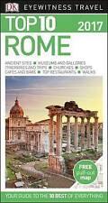 DK Eyewitness Top 10 Travel Guide Rome, DK, New Book