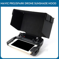 Remote Monitor Hood Sun Shade Screen Cover For DJI Spark Mavic 2 Zoom Pro Air