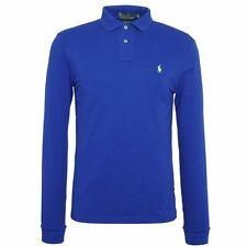 Ralph Lauren Men's Long Sleeve Polo Casual Shirts