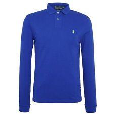 Ralph Lauren Men's Long Sleeve Polo Casual Shirts