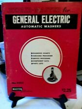 Repair Master for General Electric Automatic Washers # 9003