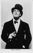 Walter Pidgeon Actor Cinema Moviestar Picturegoer Postcard