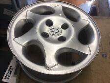"genuine new Peugeot 406 15"" alloy wheel 540220 96061q opale raven 6Jx15CH4-18"