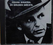 Frank Sinatra 20 Golden Greats Capitol CD