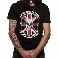 Asking Alexandria - Rebel Union Jack T Shirt - NEW & OFFICIAL