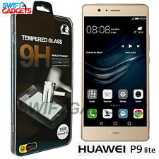 100% GENUINE TEMPERED GLASS SCREEN PROTECTOR COVER FOR HUAWEI P9 LITE