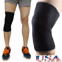 New CFR Copper Knee Support Copper Infused Compression Sleeve Brace Joint Pain