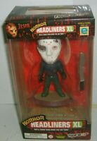 JASON Voorhees Movie Maniac Headliners XL Limited Ed FRIDAY 13th  Horror Figure