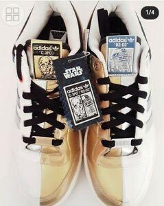Star Wars X Adidas Originals, Top Ten Low R2-D2, C-3PO Trainers