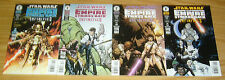 """Star Wars: Infinities - Empire Strikes Back #1-4 Vf/Nm complete series """"What If"""""""