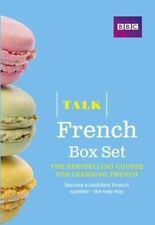Talk French Box Set (Book/CD Pack): The Ideal Course for Learning French - All i