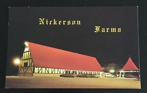Nickerson Farms Omaha Nebraska Vintage Postcard