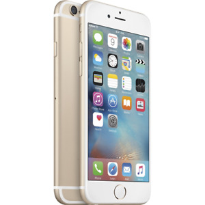 Apple iPhone 6 128GB Gold GSM AT&T MG4V2LL/A