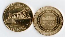 Pièce collection - Monnaie de Paris - Le TITANIC et le NOMADIC