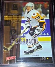 2003 Upper Deck Victory Freshman Flashback FF46 Jaromir Jagr Pittsburgh Penguins