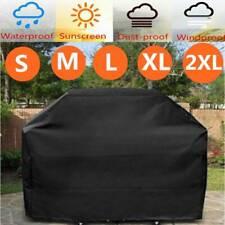 S/M/L BBQ Cover Heavy Duty Waterproof Rain Gas Barbecue Grill Garden Protector