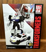 Prowl Transformers Generations Action Figure New NIB Hasbro Walgreens Exclusive