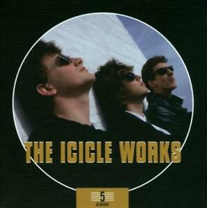THE ICICLE WORKS - 5 ALBUMS * NEW CD