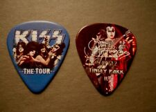 Rarer 2012 KISS Gene Simmons photo / signature city pick - Chicago 9/7/12 show!