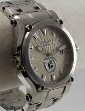 Renato Men's Calibre Robusto Watch, Ronda 1019 Swiss Quartz, Hand Made Ltd Prod