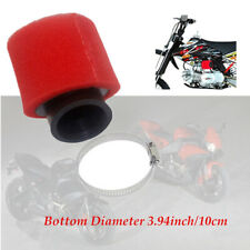 50 70 90 110CC Motorcycle ATV Sponge high flow Foam Air Filter Cleaner Bent Neck