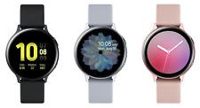 Samsung Galaxy Reloj activo 2 40mm (2019) las opciones de aluminio o acero inoxidable