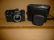 Vintage Zenit 11 SLR Film Camera with M42 lens mount . Zenit 11 35mm Film camera