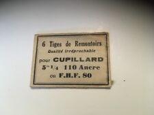 CUPILLARD 5 1/4   ,Tige de remontoir / 1 winding stem