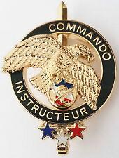 Brevet COMMANDO INSTRUCTEUR pour les officiers stage au CNEC C.N.E.C - 1°CHOC