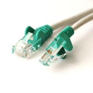 2m RJ-45 Patch-Kabel LAN Cross-Over Crossover 2 m CAT5e Netzwerk Patchkabel 2,0