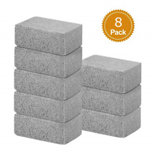 Ajmyonsp 8Pack Grill Griddle Cleaning Brick Block Brick-A Magic Stone Pumice for