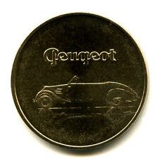 25 SOCHAUX Peugeot 402 Eclipse, 2010, Monnaie de Paris