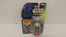 Hasbro Han Solo In Carbonite With Carbonite Block Freeze Frame Figure, New!
