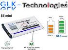 GLK Akku für Samsung Galaxy S5 mini SM-G800F EB-BG800BBE Batterie / NEU 2021 B.j
