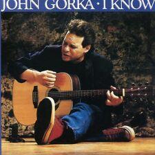 John Gorka - I Know [New CD]