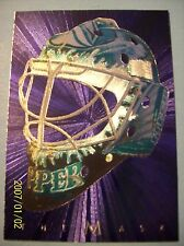 "2002-03 ITG Be A Player Series 2 Update ""Masks 2"" # 25 Miikka Kiprusoff!"