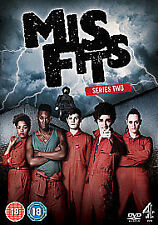 Misfits - Series 2 - Complete (DVD, 2010) NEW AND SEALED