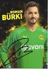 Autogramm - Roman Bürki (Borussia Dortmund) - 2019/2020