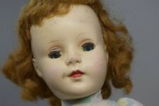 Antique Composition Doll, Jointed, With Clothes, Approx 17 1/2 Inches