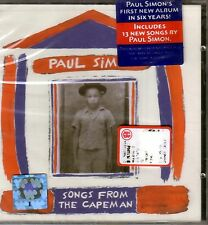 SIMON PAUL SONGS FROM THE CAPEMAN CD SEALED