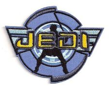 """Star Wars JEDI Logo 3.75"""" Embroidered Patch- FREE S&H (SWPA-CD-95)"""