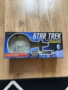 Star Trek Starship Legends Enterprise NCC-1701 Diamond Select Art Asylum SEALED