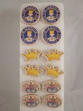 Mary Engelbreit Queen of the Kitchen Everything Decorative Thumbtacks Set of 12