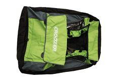 Body Verde Per Rimorchio Per Bambini Croozer Kid for 2 modello 2014-2015 NUOVO