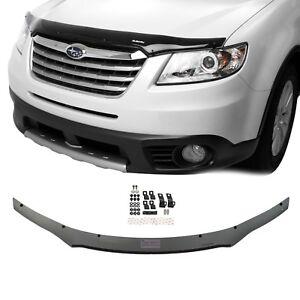 OEM 2008-2014 Subaru Tribeca Hood Bug Shield Protector Smoked Acrylic E231SXA100