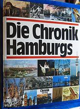Buch : Die Chronik Hamburgs  -  Chronik Verlag