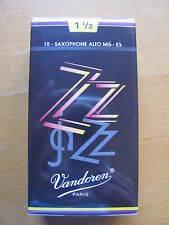 Vandoren ZZ Altsaxophonblätter Stärke 1,5  EINZELBLATT