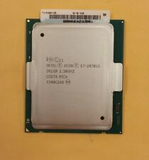 INTEL XEON E7-2870 V2 SR1GR 2.3GHZ 30MB 8GT/s 15 CORE SOCKET LGA2011-1 CLEAN